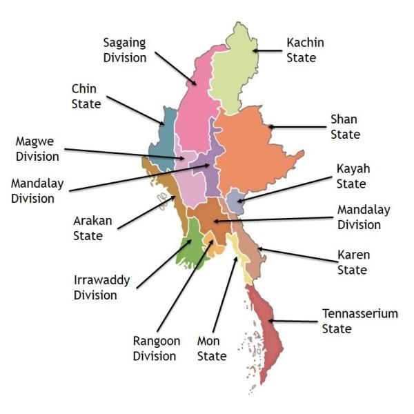 About Myanmar   Saraniya Dhamma Meditation Centre